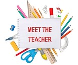 Meet the Teacher Graphic